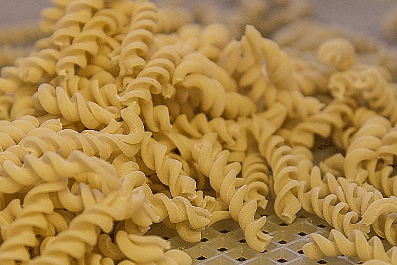 fresh pasta fusilli