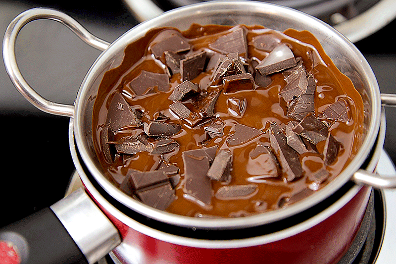 fudge chocolate