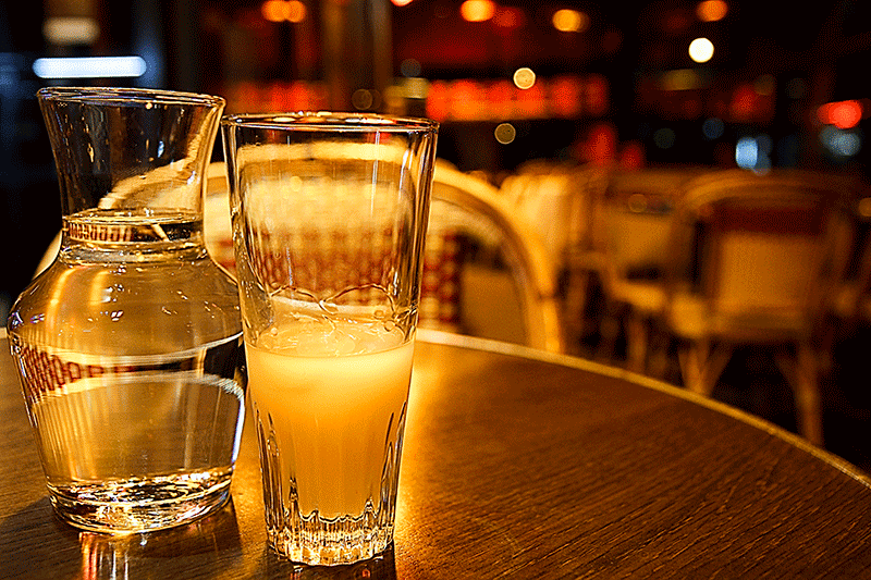 Pastis - what and  where to eat in Paris