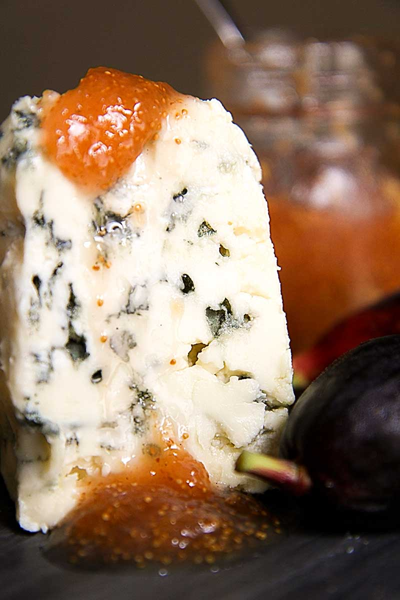 FIG JAM perfect as appetizer with cheese