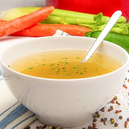 Italian vegetable broth recipe