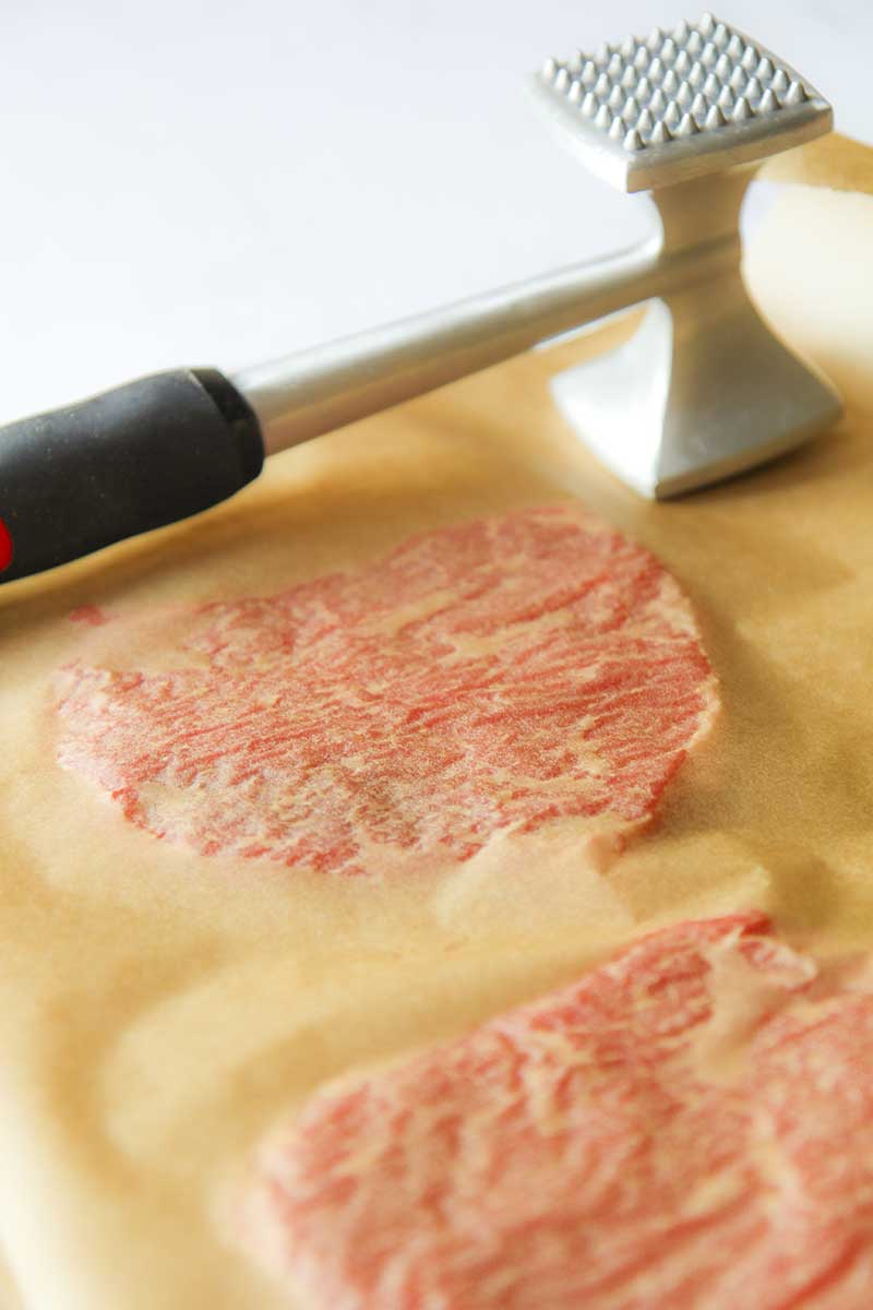 how to tenderize the meat