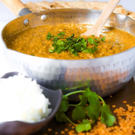 INDIAN RED LENTILS DAL (masoor dal)