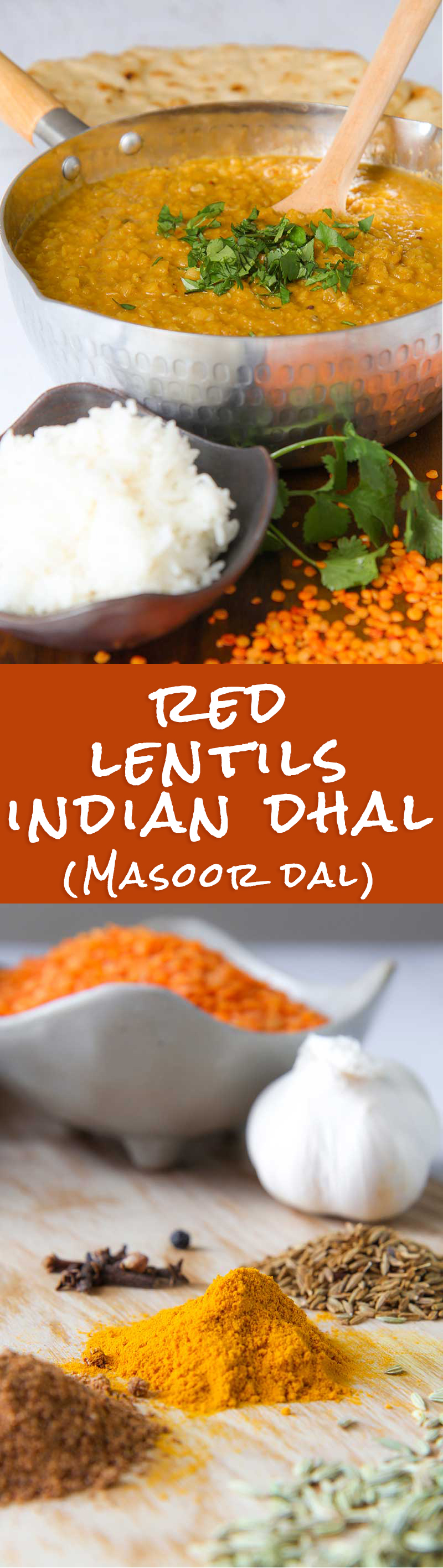 Indian-Style Red Lentils With Ginger (Red Lentil Dal) Recipe ...