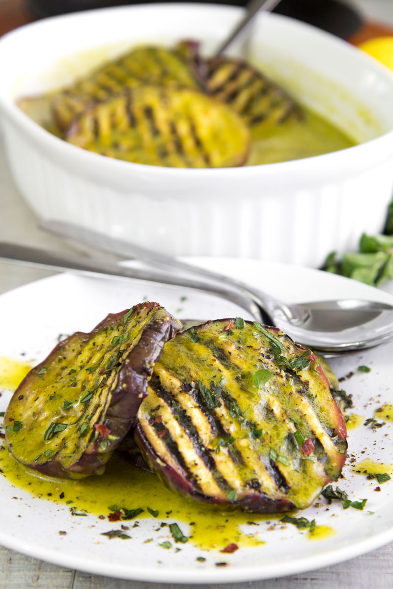 SALMORIGLIO RECIPE - Italian lemon and olive oil marinade