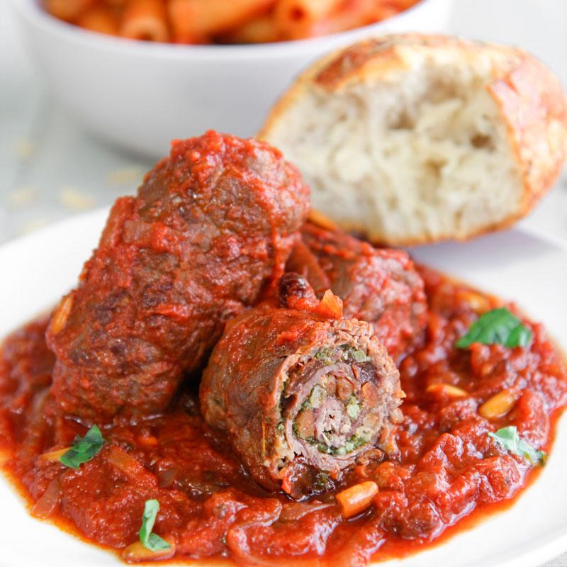 The Italian Kitchen Recipes
