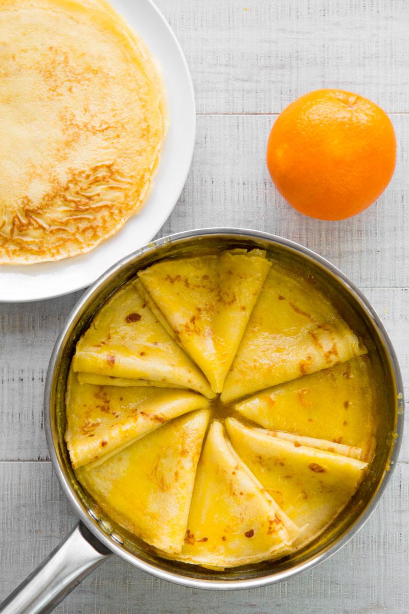 crepes suzette recipe
