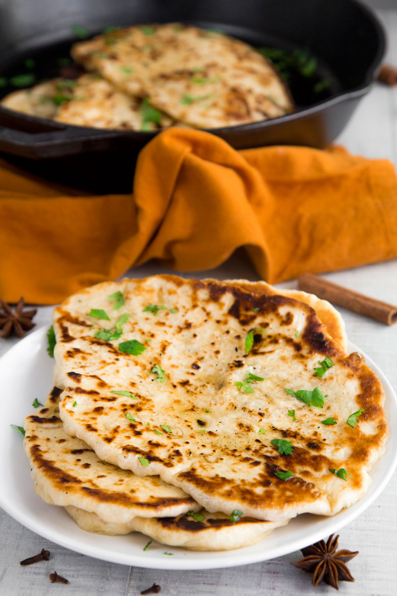 Naan Bread Recipe History All You Need To Know