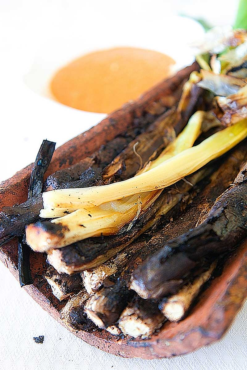 calcots onion barcelona