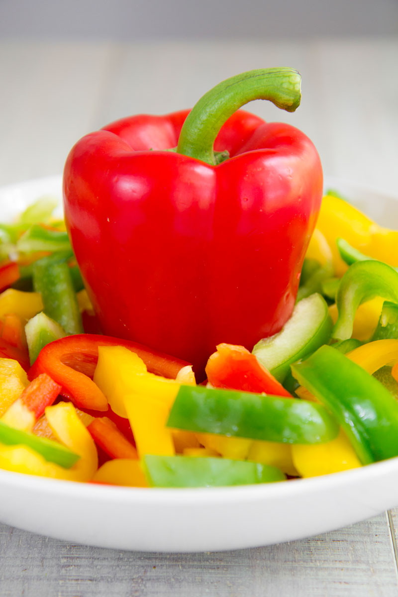 GIARDINIERA RECIPE - Italian pickled vegetables appetizer