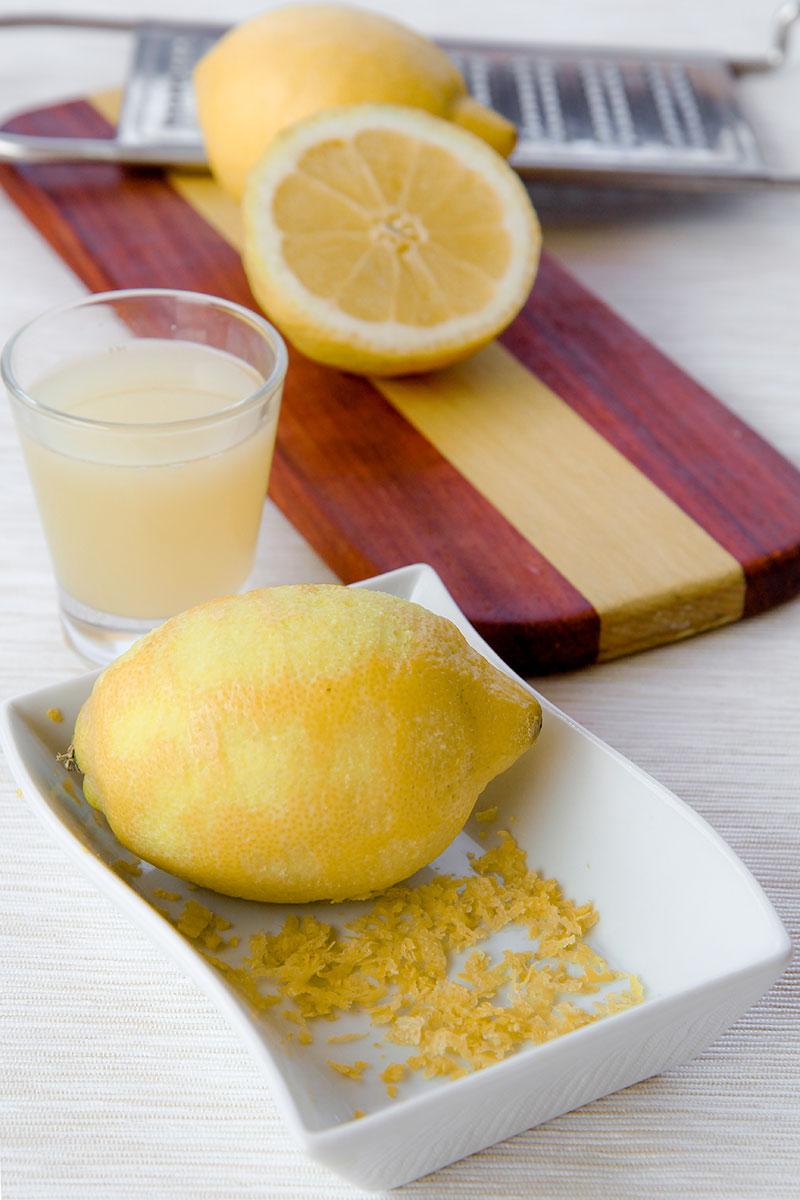 LEMON GRANITA - Sicilian sorbet
