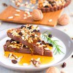 CASTAGNACCIO RECIPE - Tuscan style chestnut flour cake