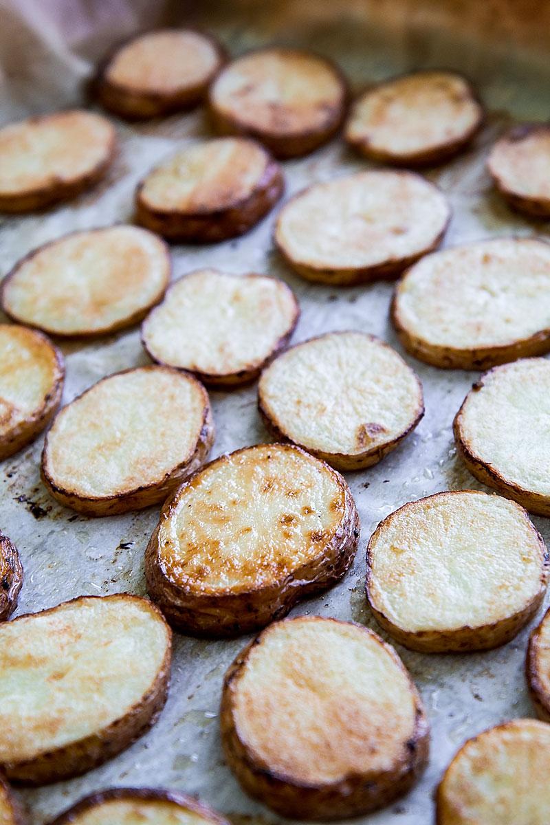 Lyonnaise Potatoes French Roasted Potatoes With