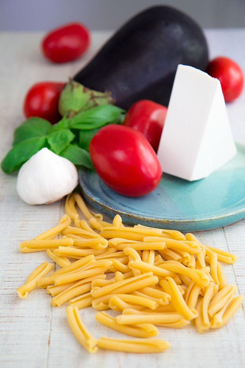 SICILIAN PASTA ALLA NORMA recipe and history - all you need to know!