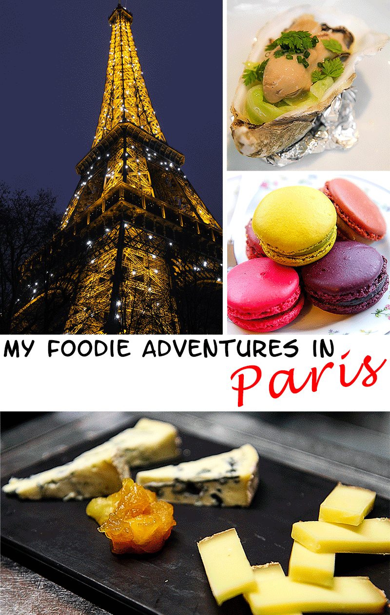 foodie adventures - what and where to eat in Paris