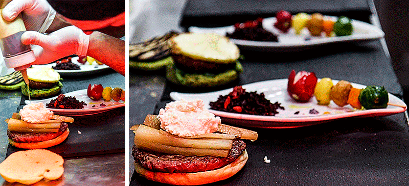 Gnam, firenze - an alternative hamburger in florence