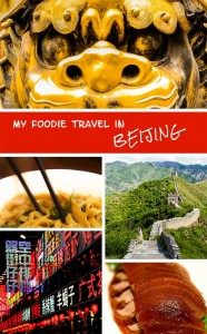 food tips - my foodie travel in Beijing , China - Chinese cuisine