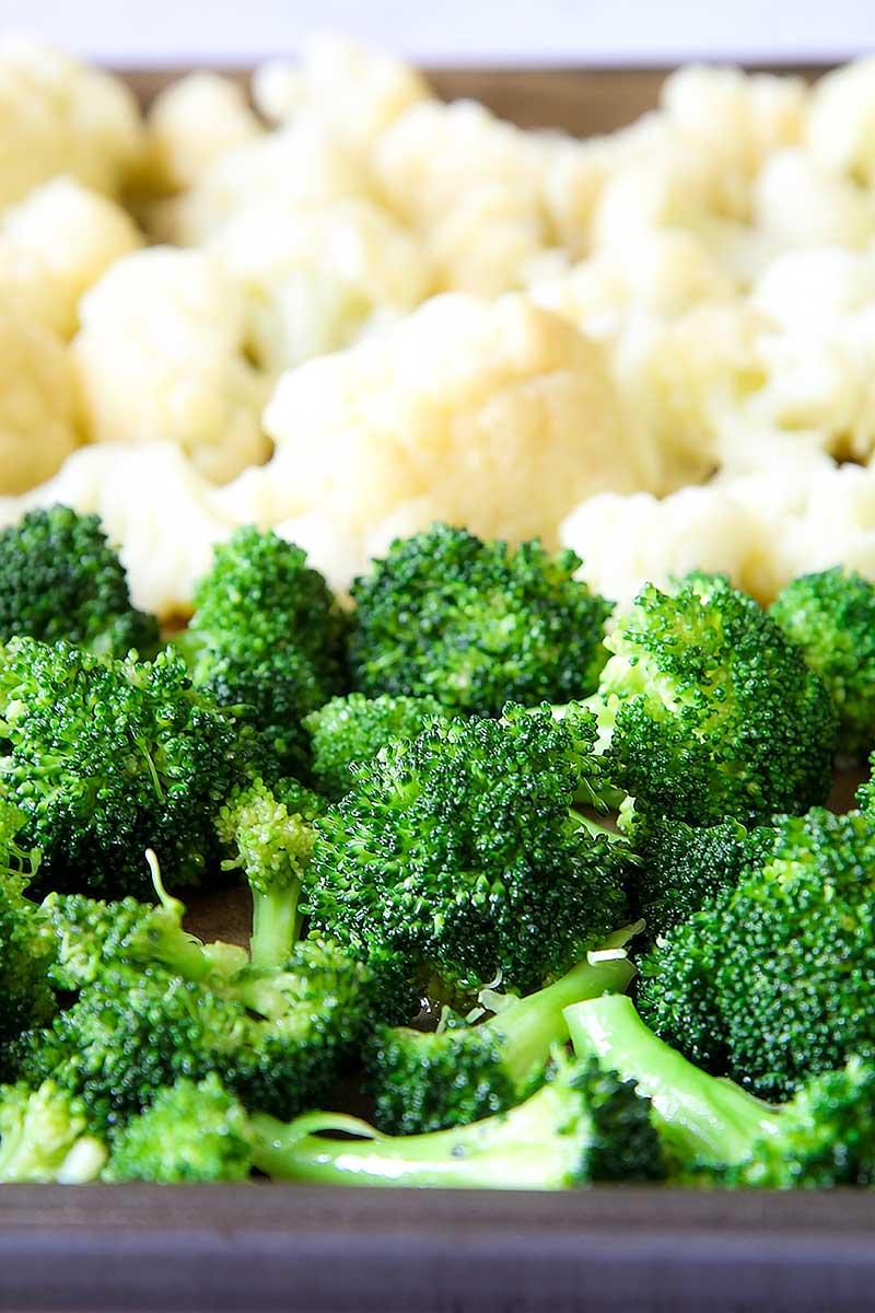 Vegetarian Baked Pasta With Cauliflower Sauce Philosokitchen