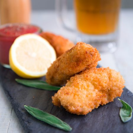 SWEETBREAD RECIPE breaded and fried Italian style