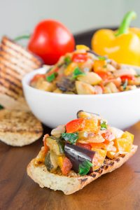 RATATOUILLE RECIPE - dtraditional French appetizer and side dish