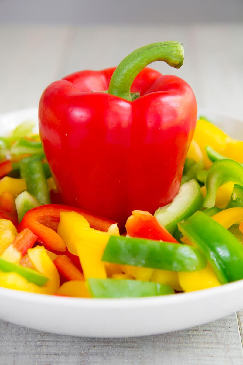 GIARDINIERA RECIPE - Italian pickled vegetables appetizer