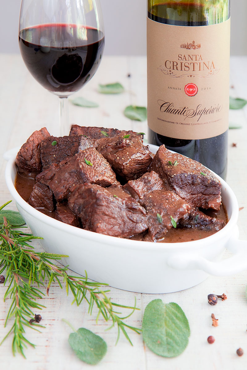 WINE PAIRINGS: CHIANTI SUPERIORE MEETS TUSCAN STEW