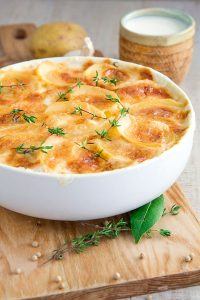 DAUPHINOISE POTATOES RECIPE: French potatoes au gratin - all you need to know!