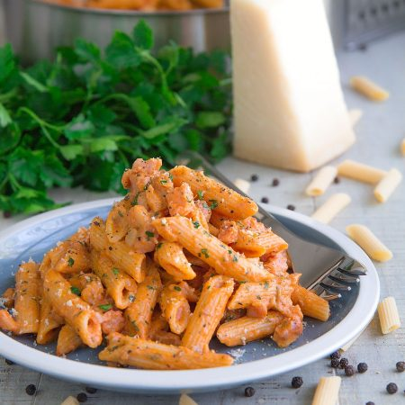 PENNE ALLA VODKA recipe & history - all you need to know!