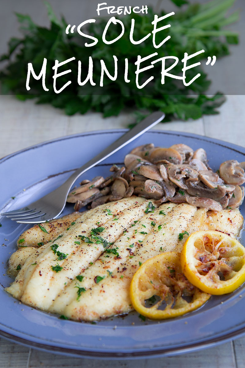 SOLE MEUNIERE RECIPE - all you need to know!