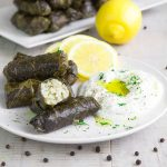 DOLMADES RECIPE: Greek stuffed grape leaves - all you need to know!