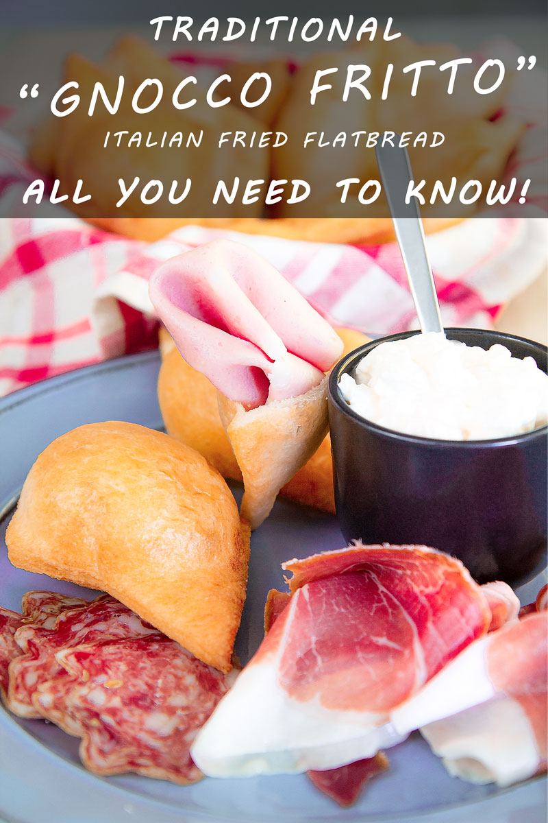 GNOCCO FRITTO RECIPE AND HISTORY: all you need to know!
