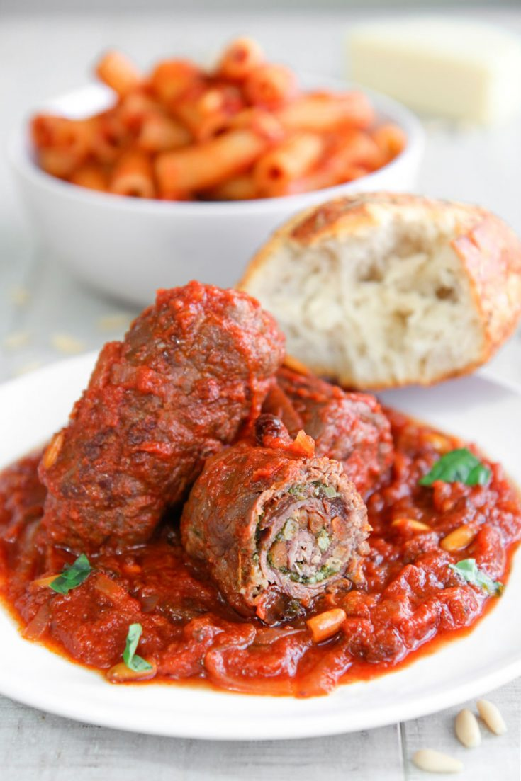 BRACIOLE NEAPOLITAN-STYLE recipe & history - all you need to know!