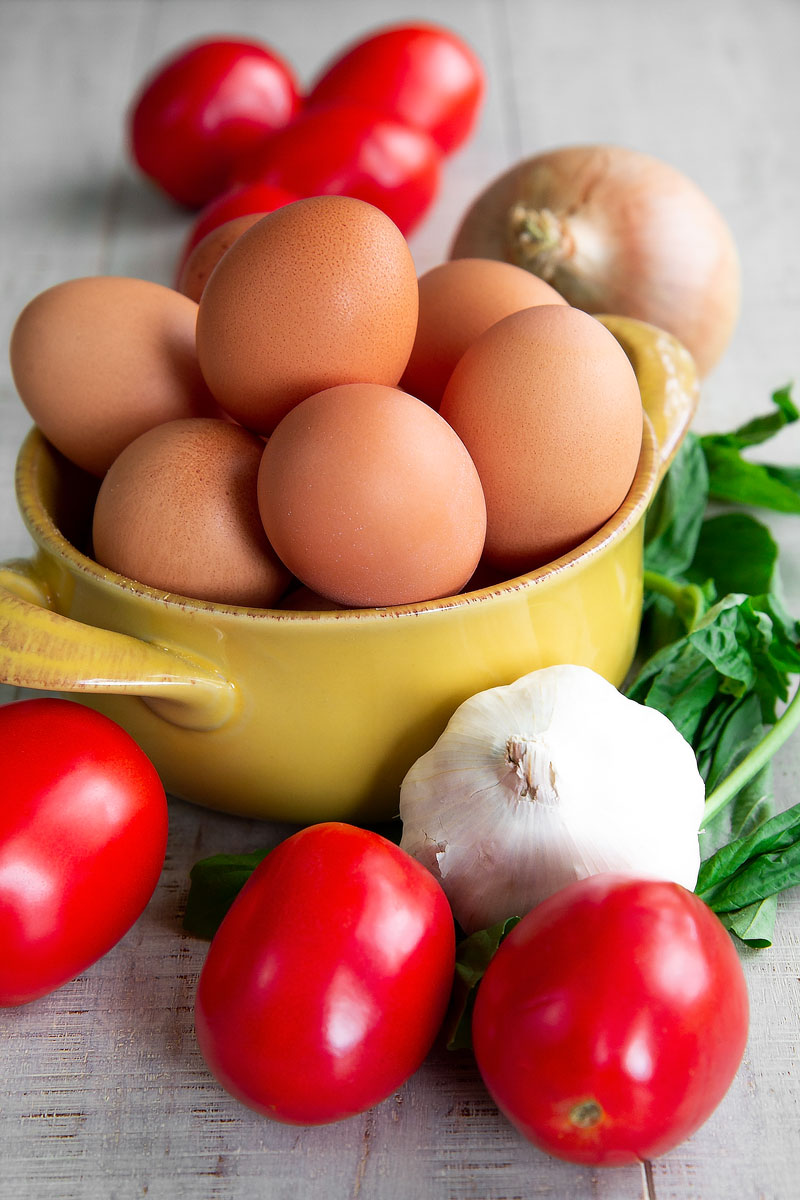 TRADITIONAL EGGS IN PURGATORY RECIPE - All you need to know!