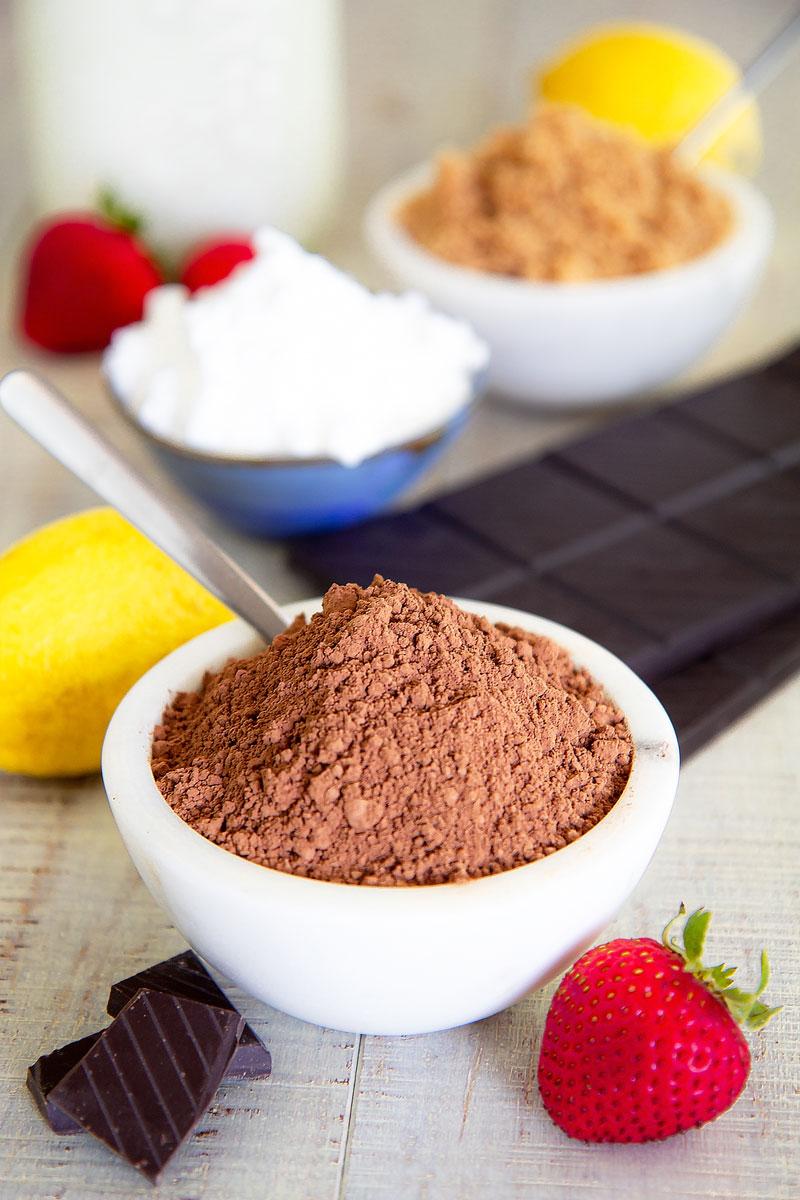 CHOCOLATE BUDINO RECIPE - Traditional Italian Budino Al Cioccolato